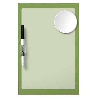 Personalizar del color sólido del fondo del verde pizarras blancas