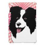Personalizar del mascota del arte pop del perro de iPad mini protector
