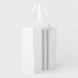 Personalizar del tecleo él gris del cambio a su bolsas de la compra