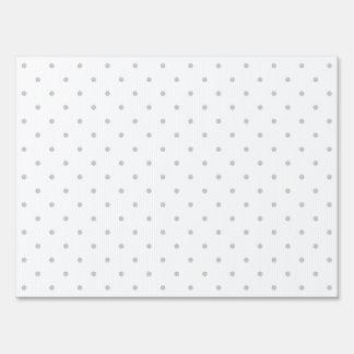 Personalizar del tecleo él gris del cambio a su carteles