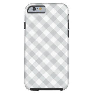 Personalizar del tecleo él gris del cambio a su funda de iPhone 6 tough