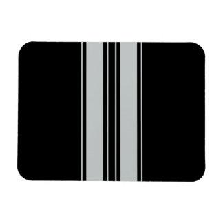 Personalizar del tecleo para cambiar gris a su imán flexible