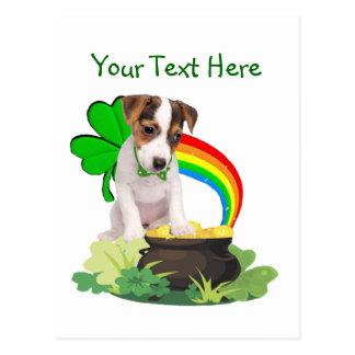 Personalizar él tarjeta del día del St Pattys del Tarjetas Postales
