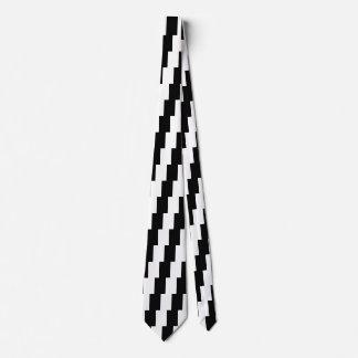 Personalizar medio blanco y negro esto corbata personalizada