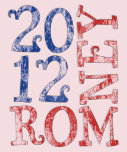 PERSONALIZAR - Mitt Romney 2012 Camiseta