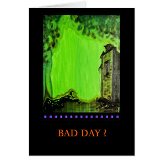 Personalizar: ¿Mún día? PedagogyGreetings Tarjeta De Felicitación