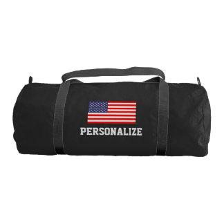 Personalizar patriótico del bolso el | del bolsa de deporte