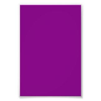 Personalizar púrpura de la plantilla con las fotografías