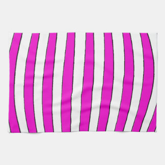 Personalizar rosado de la ilusión toallas de cocina