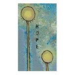 Personalizar único de la pintura de la diversión d plantillas de tarjeta de negocio