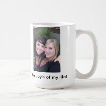 Coffee Themed Personalize 15oz Coffee Mug
