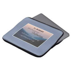 Neoprene Laptop Sleeve 13 inch with Australian Shepherd Phone Cases design