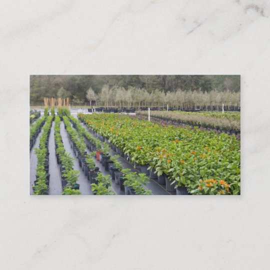 Personalize 2 sided nursery and gardening business card zazzle personalize 2 sided nursery and gardening business card colourmoves