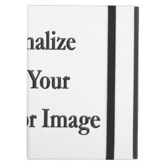 "(Personalize) Add ""Your"" personal touch. iPad Air Cover"