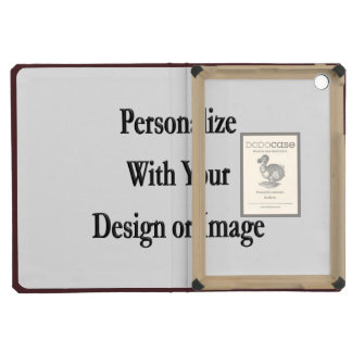 "(Personalize) Add ""Your"" personal touch. iPad Mini Cover"