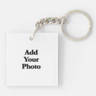 (Personalize) Add your personal touch. Keychain