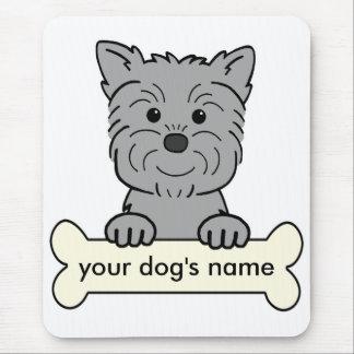 Personalize Affenpinscher Mouse Pad