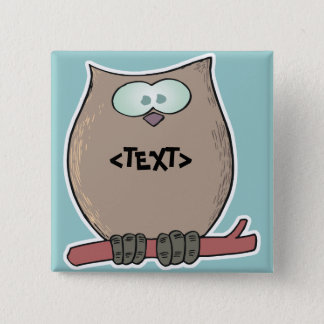 Personalize an Owl, <TEXT> Button