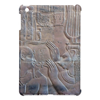 Personalize Ancient Egypt Hieroglyphics iPad Case