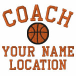 Personalize Basketball Coach Your Name Your Game! Jacket