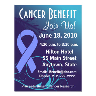 Personalize Benefit  - Esophageal Cancer Flyer