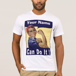 Personalize - Can Do It ! T-Shirt