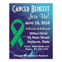 Personalize Cancer Benefit  - Liver Cancer Flyer