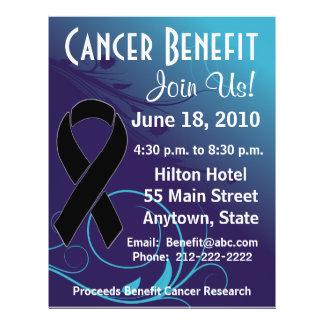 Personalize Cancer Benefit  - Melanoma Flyer