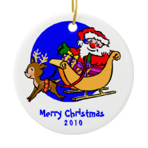 PERSONALIZE CHILD'S ORNAMENT