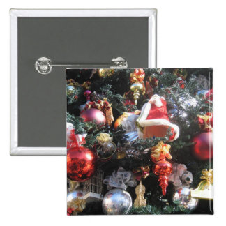 PERSONALIZE CHRISTMAS BUTTON