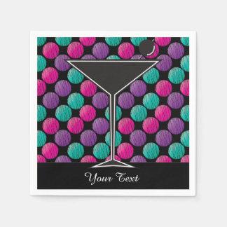 Personalize Cocktail Fun Napkin