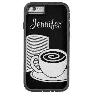 Personalize Coffee Ar Design I Phone 6 Phone Case