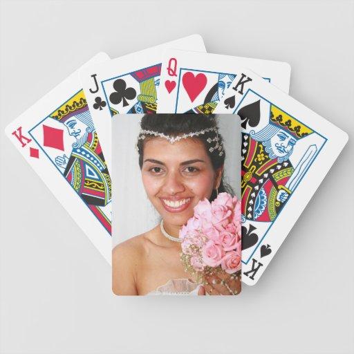 Personalize como quiser !! baralhos de pôquer