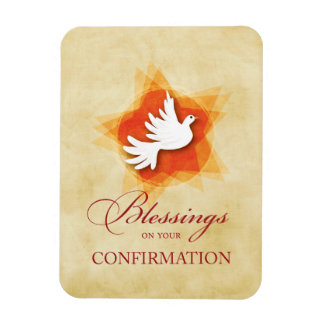Personalize Confirmation Congratulations Gift Coll Magnet