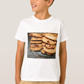 Personalize Cookies Dessert Chocolate Chip Sweets T-Shirt