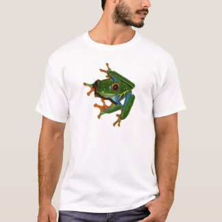 Personalize Costa Rica Red Eyed Frog T-Shirt