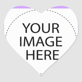 ♪♫♪ PERSONALIZE - CREATE YOUR OWN HEART STICKER