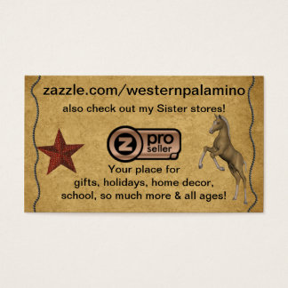 Personalize custom business cards