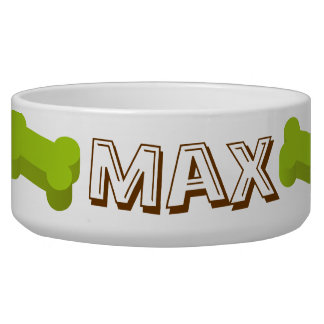 Personalize Dog Bowl
