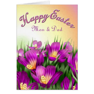 Personalize Easter Card