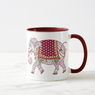 PERSONALIZE ELEPHANT MOTHER'S DAY MUG
