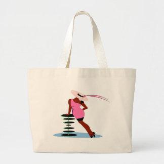 Personalize Fashion Lady Tote Bag