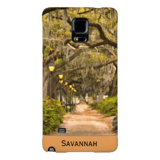 Personalize:  Forsyth Park, Savannah, Georgia Galaxy Note 4 Case