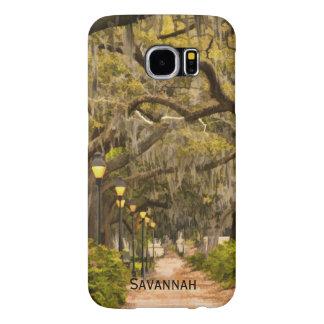 Personalize:  Forsyth Park, Savannah, Georgia Samsung Galaxy S6 Cases