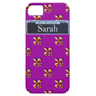 Personalize (French Quarter) iPhone case