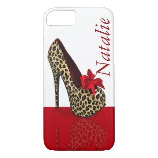 Personalize Heels Design iPhone 7 Case