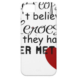Personalize Hero Gift iPhone SE/5/5s Case