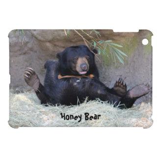 Personalize Honey Bear (Sun Bear) Photo iPad Mini Cover