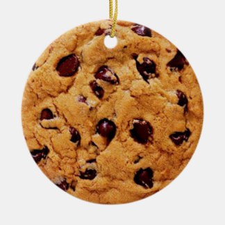 Personalize It, Chocolate Chip Cookie Ornament