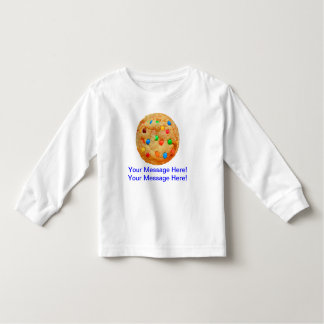 Personalize It, Chocolate Cookie Toddler T-shirt
